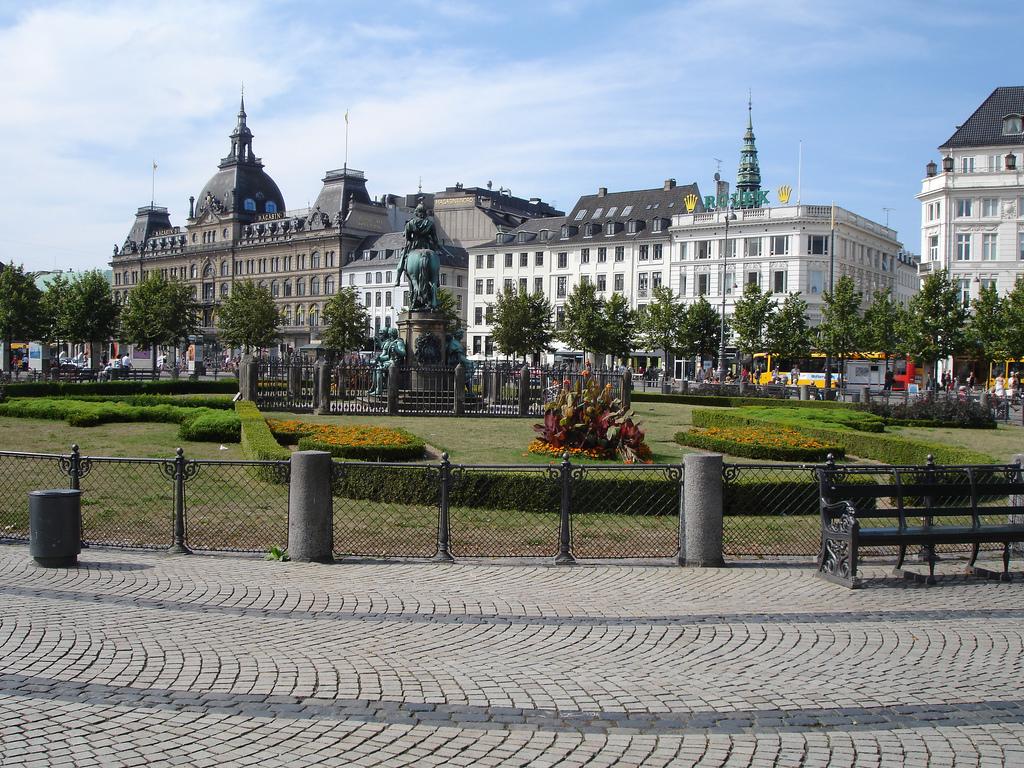 Kodaň hlavní město Dánska