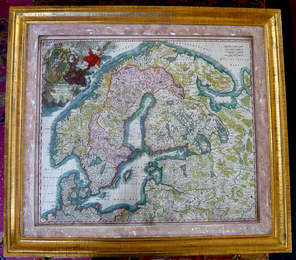 Skandinávský poloostrov