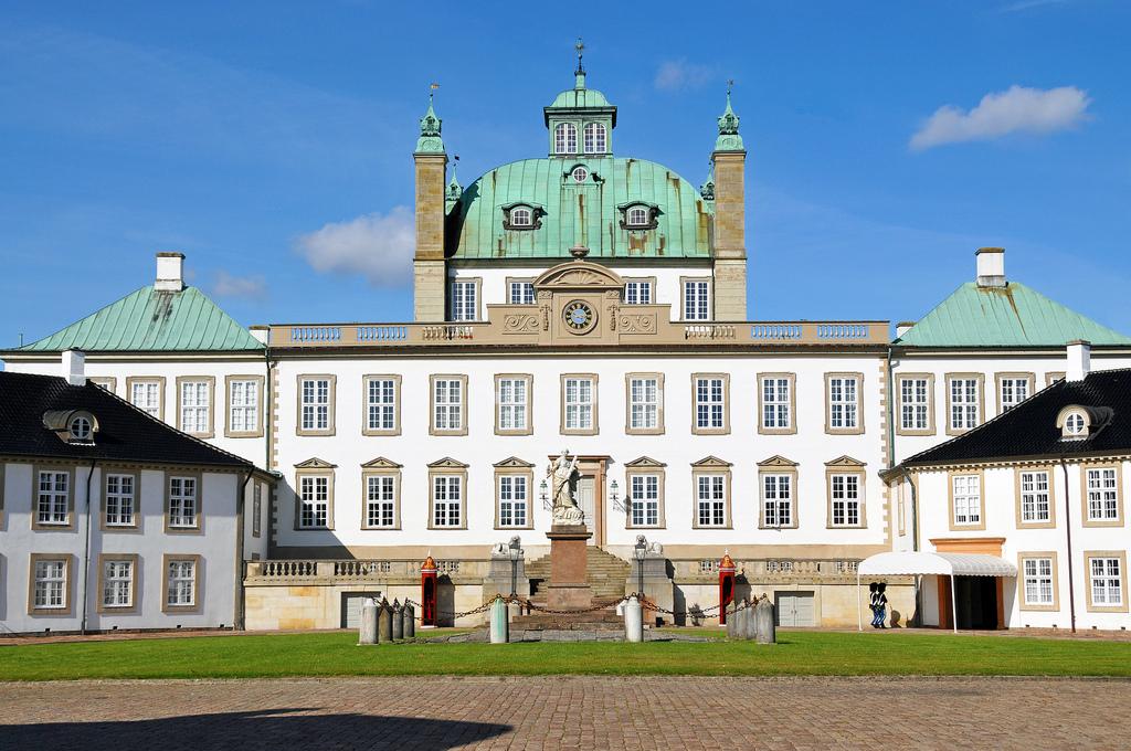 Zámek Fredensborg