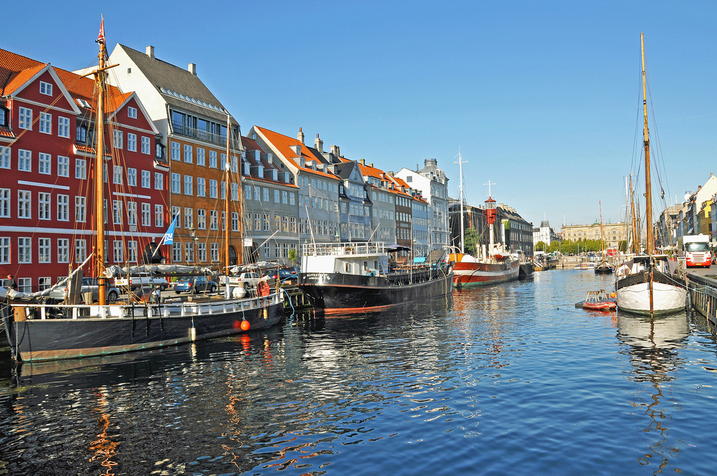 Nyhavn Canal (Kodaň)
