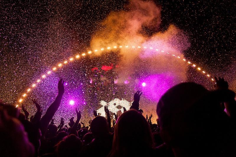 festival v Roskilde