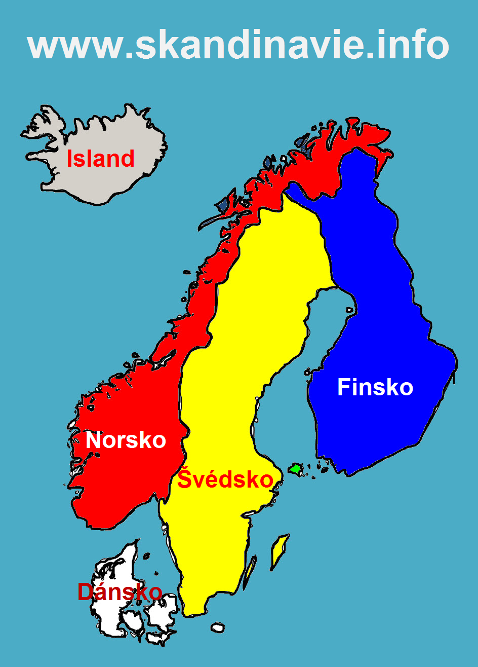 Skandinávie